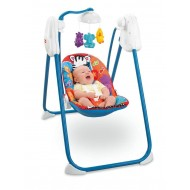 Fisher-Price - Adorable Animals Fold & Stow Swing