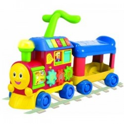 Winfun Walker Ride-on Learning Train- 12-36mths