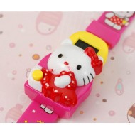 Cartoon Automatic Pop-Up Electronic Watch- assorted