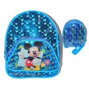Funky Kids Character Wipe Clean Backpack- Mickey, princess, Dora, Pooh