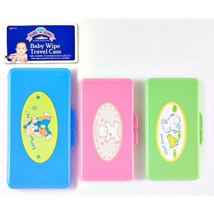 Baby King Wipe Travel Case