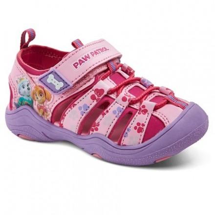 Toddler Girls' PAW Patrol Fisherman Sandals- US 13
