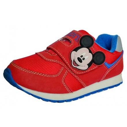 Cute Mickey Boys Sneakers- Size 26, 27, 30