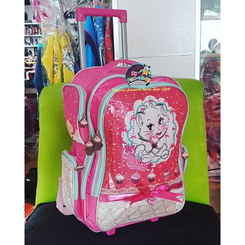 Marie Cupcakes 20inches Trolley backpack