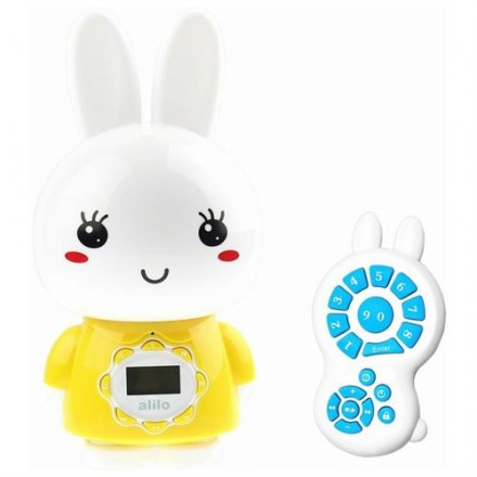 ALILO Big Bunny Digital Player with Remote and LED SCREEN