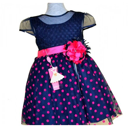 Eray Kids Special Occassion Dress with headband ( 4yrs)