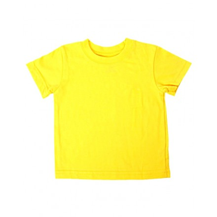 Garanimals Baby Toddler Boy Tee Shirt - yellow- 2-5yrs