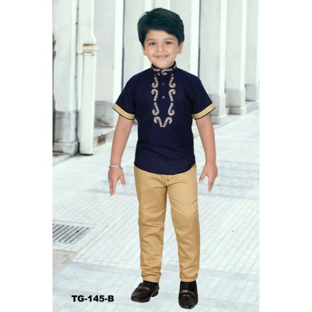 TG KIDS Boys 2 piece outfit set (3-12yrs)