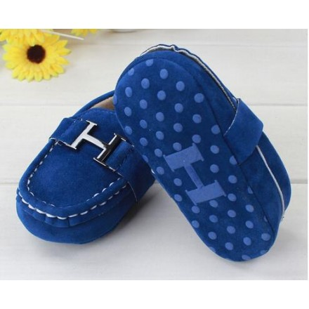 Baby Boys Fashionable Prewalker Shoes- 6-9mths