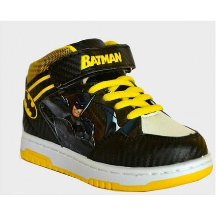 Batman Boys Hi-top Sneakers - size 26