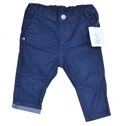 Baby Club Boys Fashion denim pants (6mths-24mths)