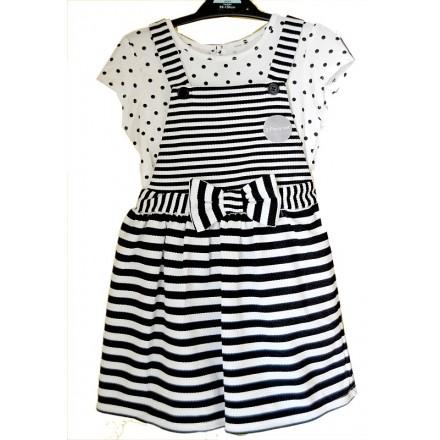 Marks & Spencer 2 piece Dress & Tee set (4-5yrs)