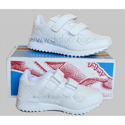ZX White Sports Trainers (size 26, 27,28,29)