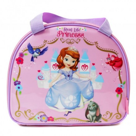 Disneys Sofia The First Insulated Lunch Bag