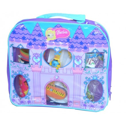 Barbie's Castle Tote bag with handle