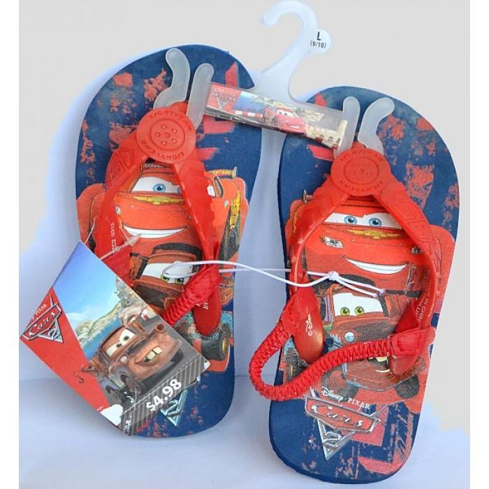 e541780c94622 Disney Pixar Toy-Story Boys Elastic flip flop Sandals- US size 9 EUR 26