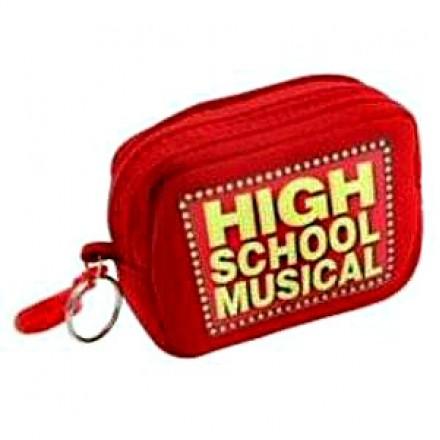 High School Musical 3: Coin Purse Keyring