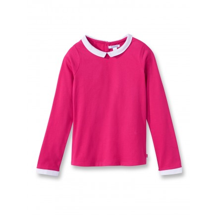 Okaidi Claudine long sleeves t-shirt- 7-8yrs