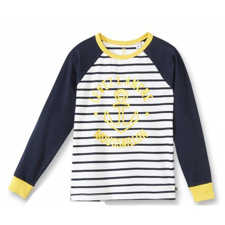Okaidi Boys Long Sleeve Tees (3-10yrs)