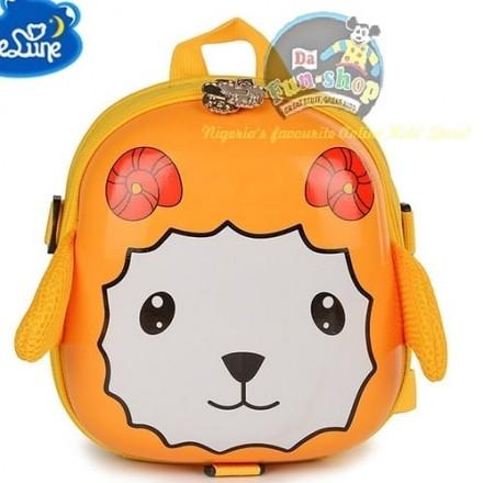 Cartoon Toddler sheep 10'' Backpack