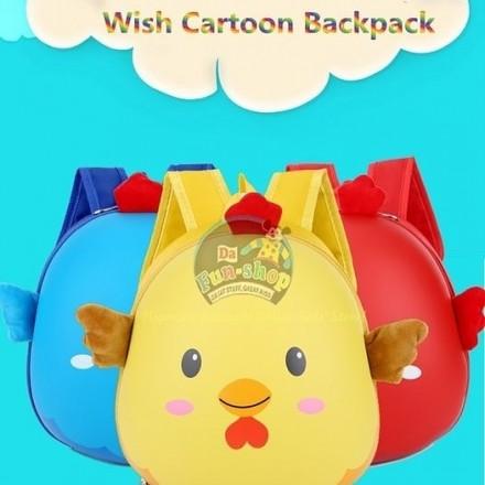 Cartoon Toddler Tweety 10'' Backpack