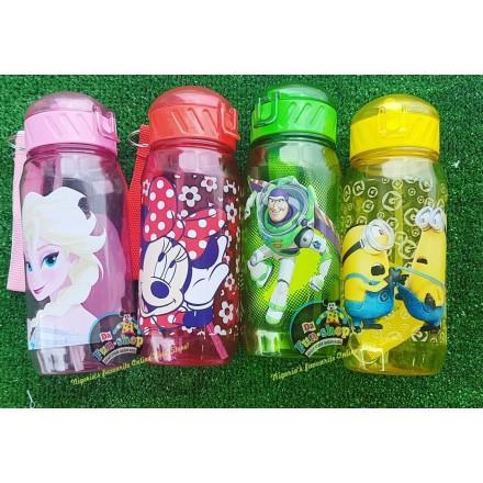 Cartoon Sipper bottles 350ml