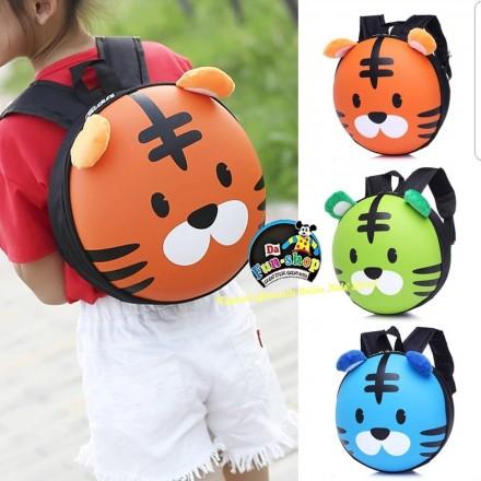 Cartoon Toddler Tiger 10'' Backpack