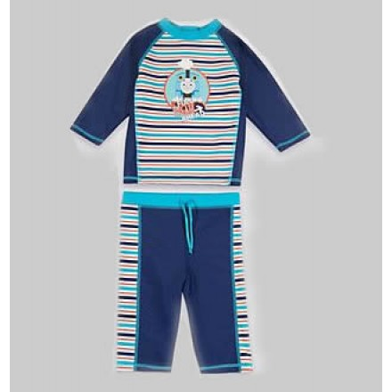 Boys 2piece Thomas Swimwear (1yr, 2yrs)