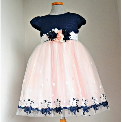 Miss Dolphin Bellissima Occasion dress (3-7yrs)