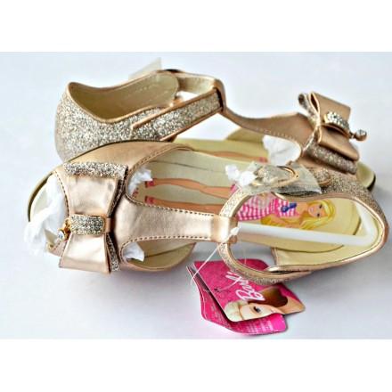 Barbie Girls Fashion Shimmer Sandals- EUR size 30, 31