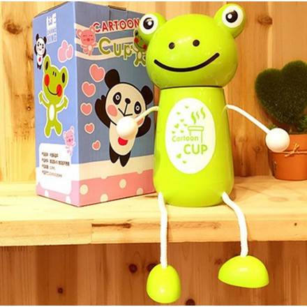 Froggy 3d Baby Thermos Insulated Cup- 250ml