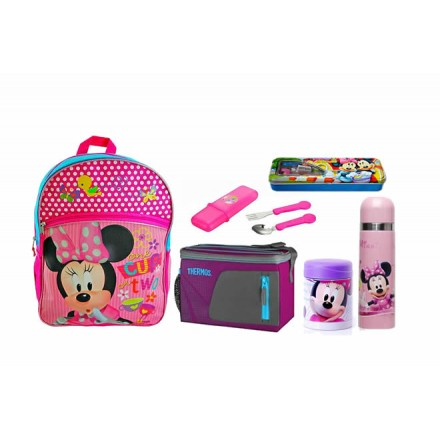Minnie Mouse Matched Set 2
