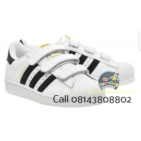 Adidas Superstar Original Sneakers_26-38