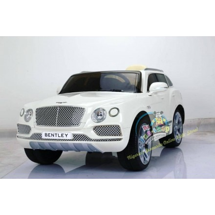Luxury Edition12v Licensed SUV Bentley Bentayga Kids Ride on with Remote control.