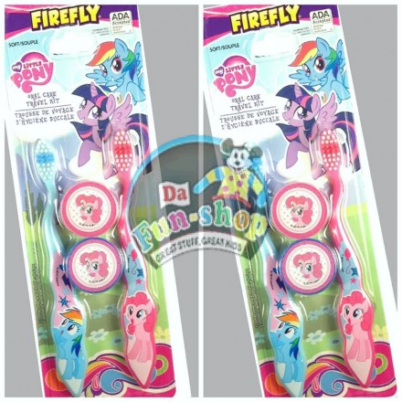 My Little Pony Firefly Toothbrush with caps