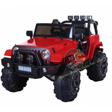 Rocket Wrangler 12v Ride On Electric Kids Jeep