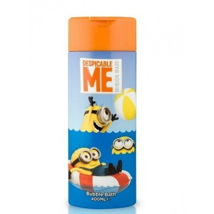 Disney Despicable Me (Minion Made) -Bubble Bath 400ml