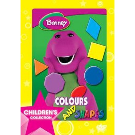 Barney: Colours & Shapes (DVD) Collection