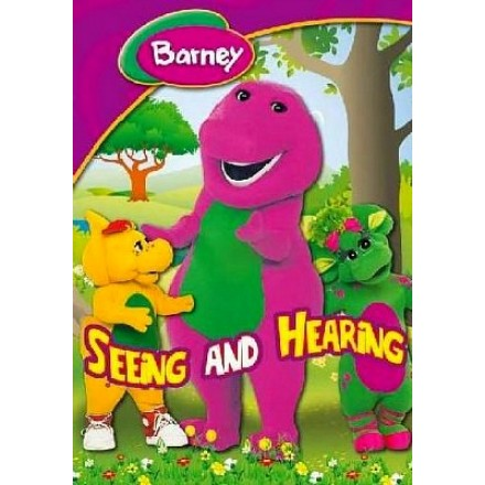 Barney: Seeing & Hearing (DVD) Collection