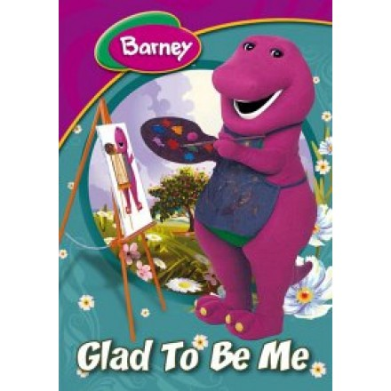 Barney - Glad To Be Me (DVD) Collection
