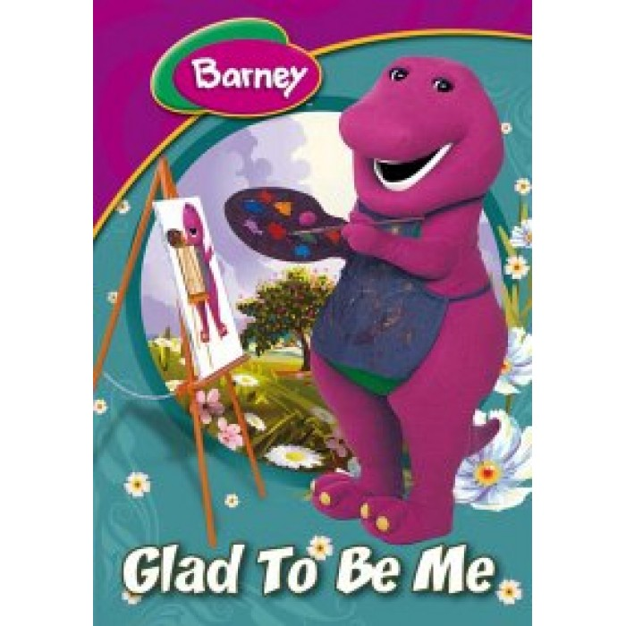 Barney Glad To Be Me Dvd Collection