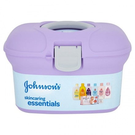 Johnson's Baby Skincare Essentials Box
