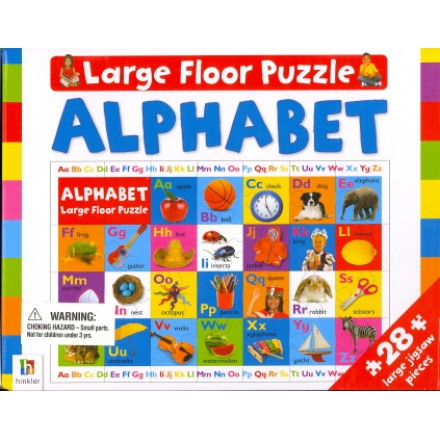 Alphabet (Large Floor Puzzle)
