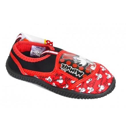 Disney Minnie Mouse Beach Shoes- UK Size 10, 11, 12, 1