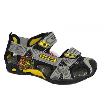 Transformers Boys Closed-Toe Sandal (Size 28)