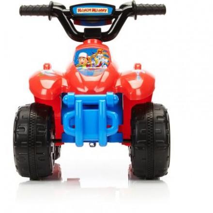 Disney Handy Manny 6 Volt Quad Ride On