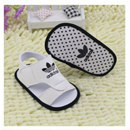 Adidas Baby boy White prewalker sandals- Size 1