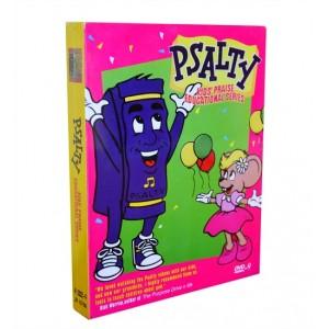 Psalty's Kids Praise 4DVD Box