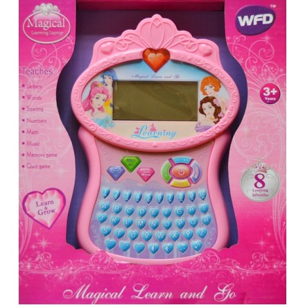 WFD-Princess Magical Learn & Go