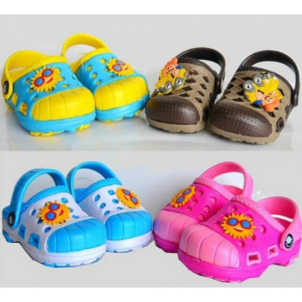Cute Baby rubber clogs- size 18-24